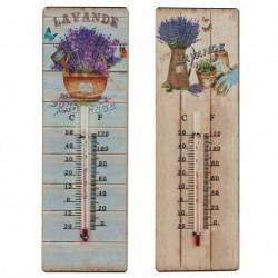 Termometro Lavanda Listones
