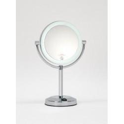 Espejo Ventosa Rdo C/Luz
