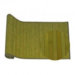 Alfombra Bambu Ancho Lacado