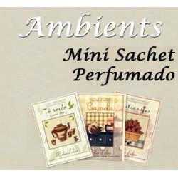 Mini Sachet Perfumado Aromas