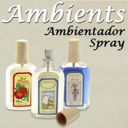 mbientador Spray 100ml Aromas
